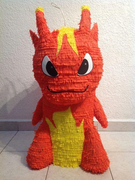 Burpy Bajoterra - Piñatas Dale Dale Mexico