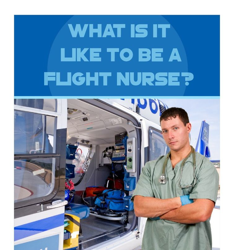 Have you ever wondered about being a flight nurse? If so, you are going to want to read this interview about what it is really like to be a flight nurse.
