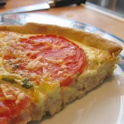 Tarta de Atún y Tomates @ allrecipes.com.ar