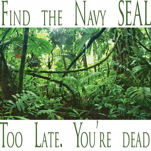 find the Navy SEAL