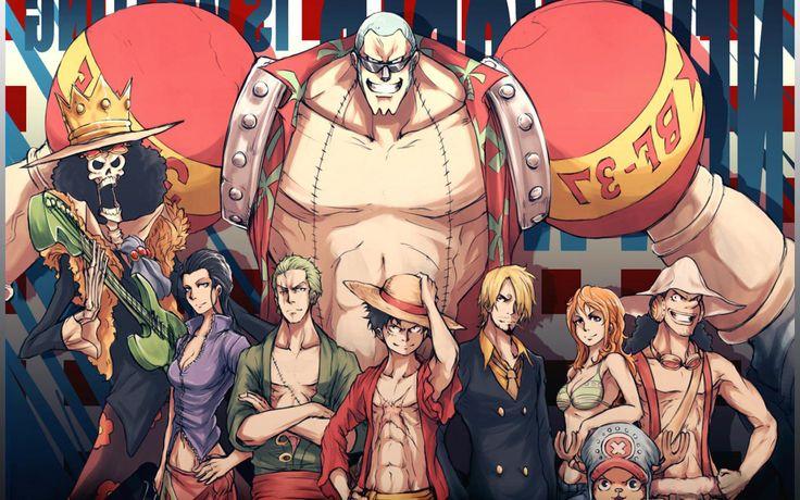 One Piece New World HD Wallpaper Desktop
