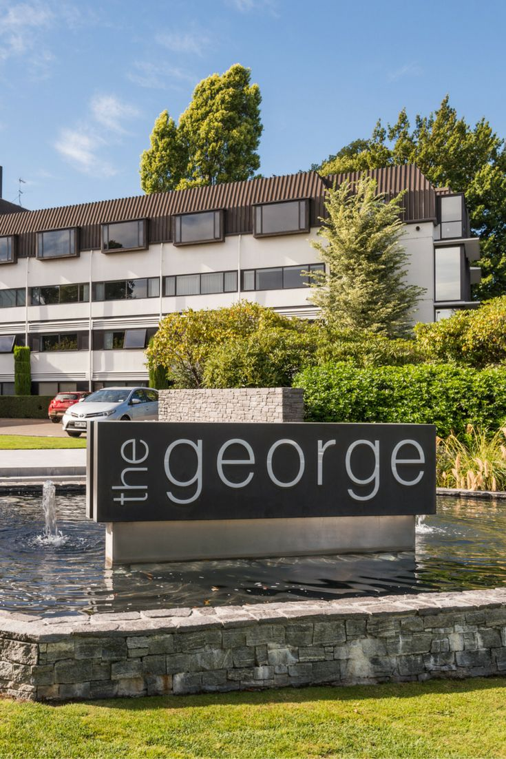 The George, a luxury boutique hotel in Christchurch NZ