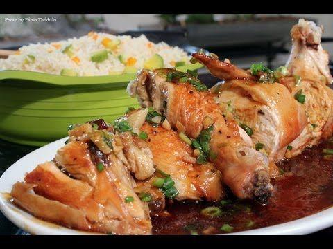 Frango com ervas de provence - Chef Taico - YouTube