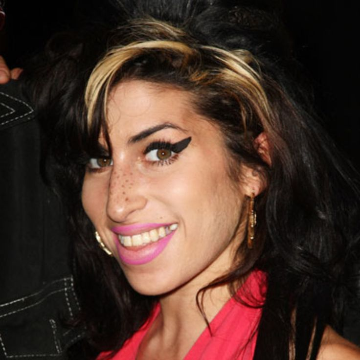 """Amy Winehouse won five Grammy Awards connected to her 2006 album 'Back to Black,' and is remembered for songs like """"Rehab,"""" """"You Know I'm No Good"""" and """"Valerie."""" She died in 2011, at age 27."""