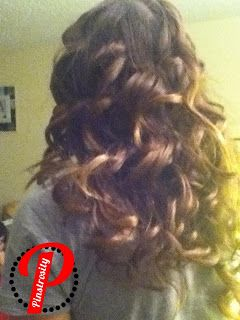 Pinstrosity: Tin Foil Curls.  It works