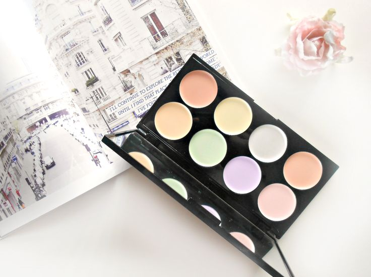 Mineral Corrector Palette SPF 20 by colorescience #18