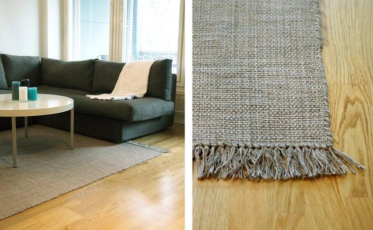 Kaipaatko lämpöä jalkojen alle? Kangastuksen kotoisa Villa-matto on materiaaliltaan 55% villaa ja 45% puuvillaa. Mattoa on saatavissa kolmessa eri maanläheisessä sävyssä ja ne toimivat hyvin yhdistettynä moniin sisustustyyleihin ja väreihin.