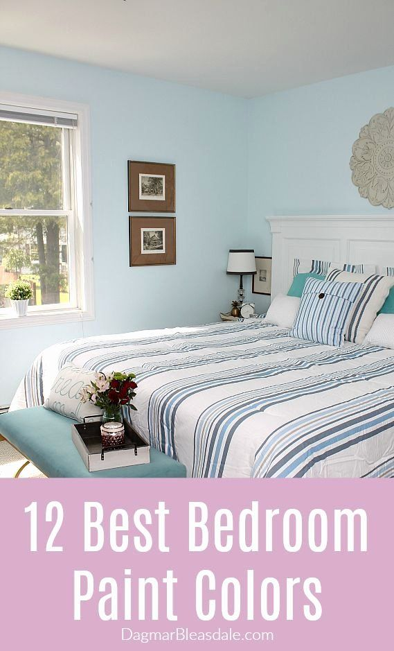 Colour Shades For Bedroom Lovely The 12 Most Stunning And Surprising Bedroom Paint Color Di 2020