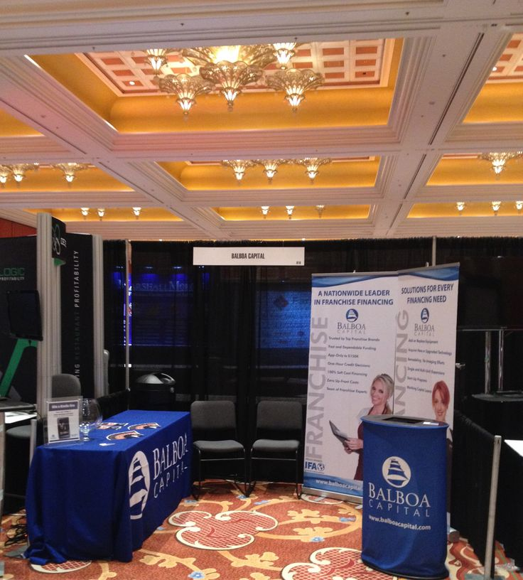 Balboa Capital Has A Booth At The Restaurant Finance And Development Conference Wynn Hotel Hotels In Las VegasThe