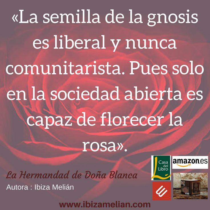 Frase sobre la gnosisIbiza Melián | Ibiza Melián