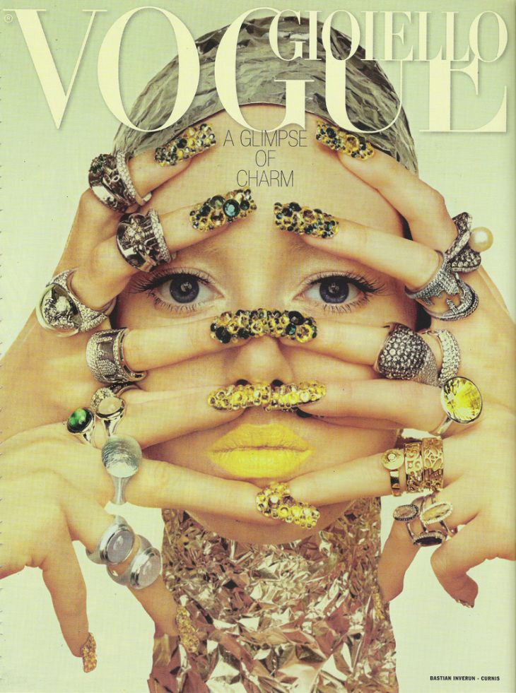 Vogue Gioiello 30 Anniversario. Septiembre, 2010.