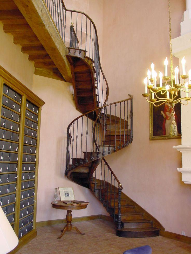 biblioth que escalier spirale recherche google librairies reading rooms pinterest search. Black Bedroom Furniture Sets. Home Design Ideas