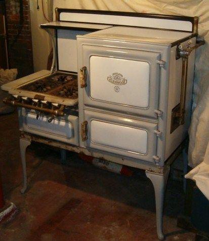 78 best Gas Stoves images on Pinterest Vintage kitchen Antique