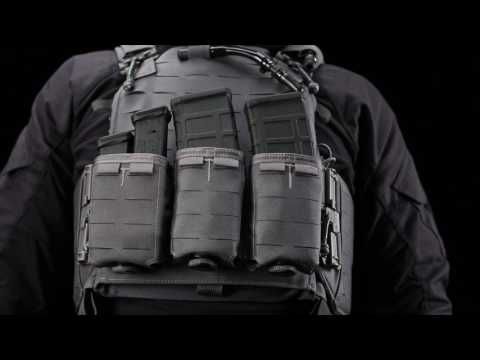 FirstSpear' MultiMag - Modular Magazine Pouch Adjustable WITHOUT Bungees! - The Firearm BlogThe Firearm Blog