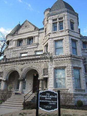 Conrad-Caldwell House. Louisville Kentucky