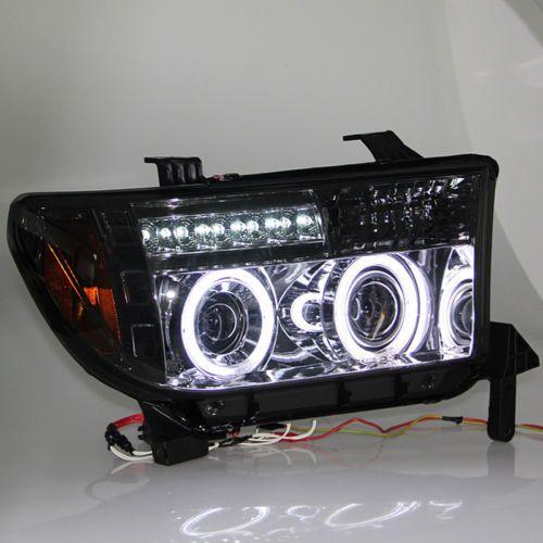 Tundra Projector Headlights