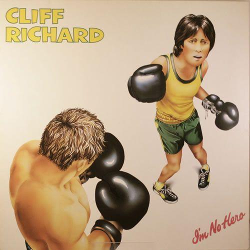 Cliff Richard - I'm No Hero (Vinyl, LP, Album) at Discogs