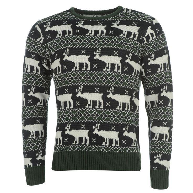 18 best Christmas jumpers images on Pinterest   Men's knitwear ...