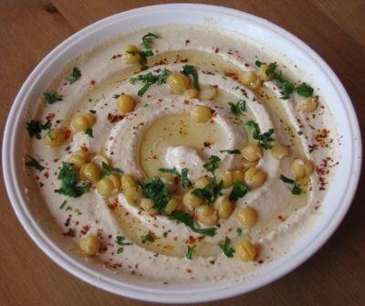 Плюшкина - Хумус.