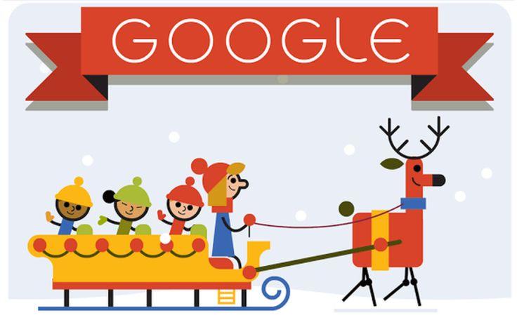 Blogul Dianei: Logo-uri Google pentru Craciunul 2014