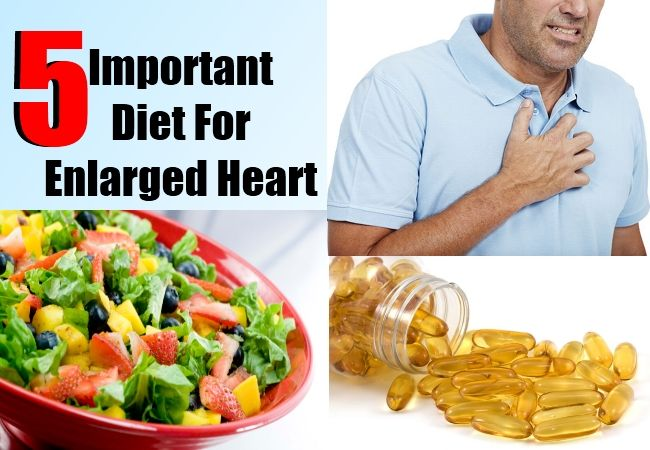 Health Care A to Z - https://www.healthcareatoz.com/important-diet-for-enlarged-heart/