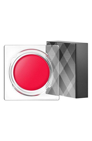 Burberry Beauty Lip & Cheek Bloom available at #Nordstrom- No. 01 Rose (soft pink)