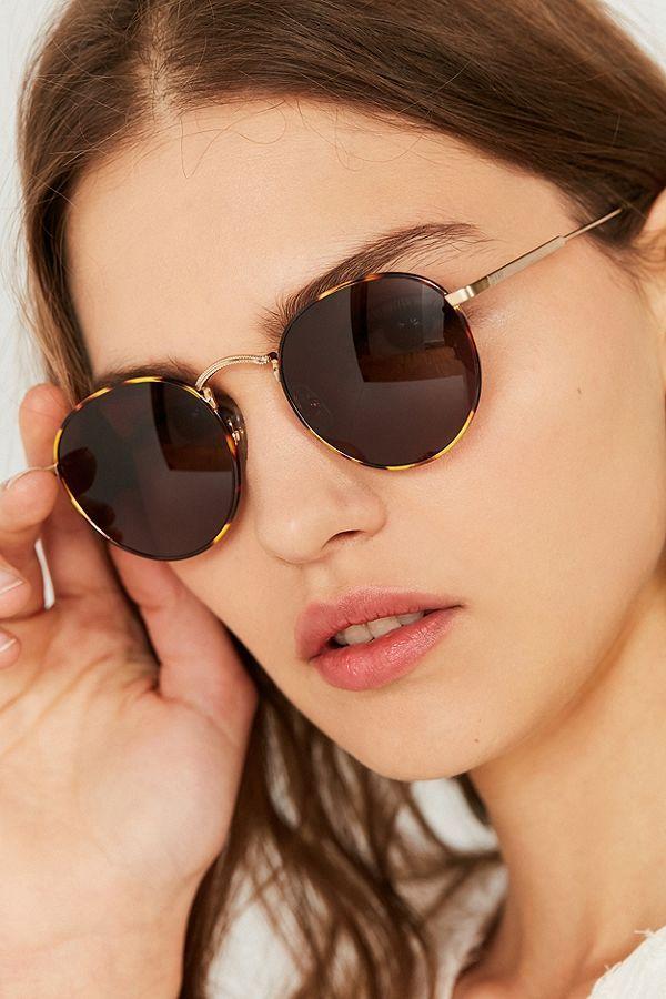 Eyewear Tuff Patrol Tortoise Crap 2018 In The Round Sunglasses AwqEdvd
