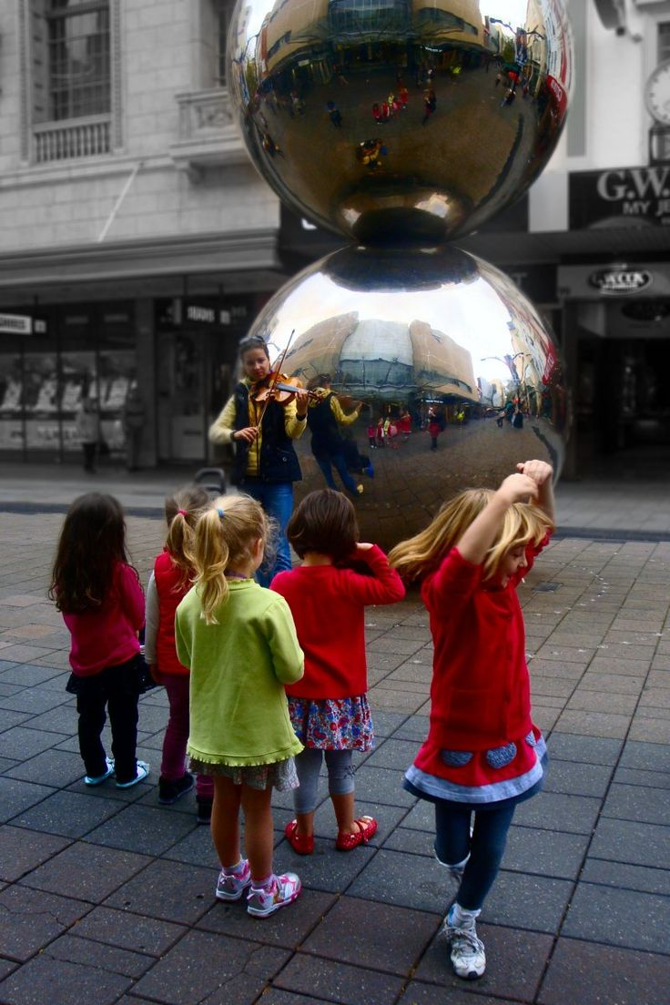 Project Pilot with Halifax Street Children's Centre. Location: Rundle Mall