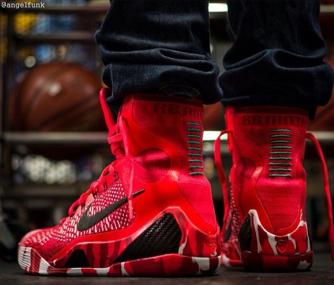 buy online d6d44 bc457 ... of other Nike sneakers with price data and release dates. kobe 9 detach