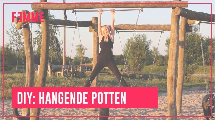 DIY Hangende Potten - FEMME