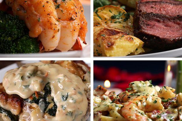 The 25 Best Romantic Dinners Ideas On Pinterest Easy