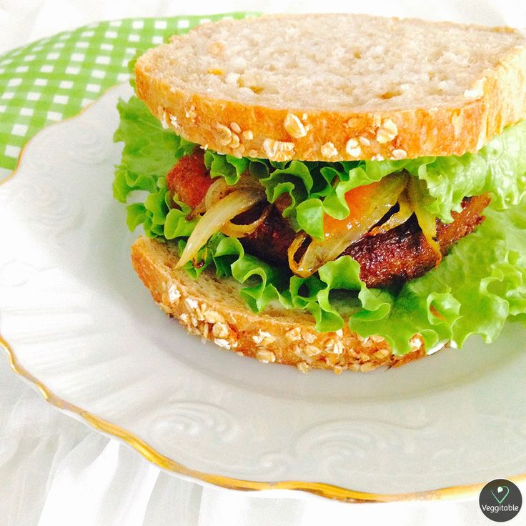 Burgers do Aldi no Pão - Vegano | Burgers of Aldi in Bread - Vegan