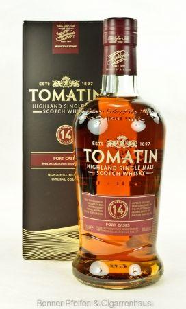 Tomatin Whisky 14 y.o. Port Casks - Bonner Pfeifen- und Cigarrenhaus