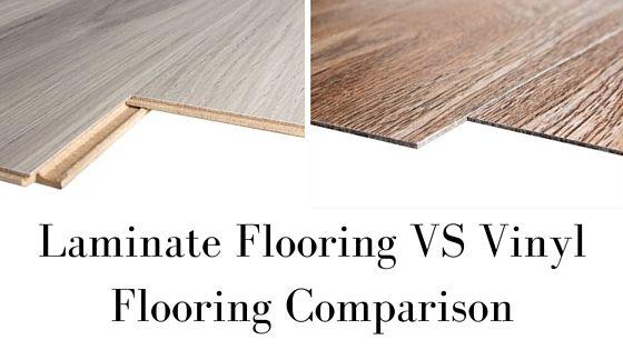 House Flooring, Vinyl Flooring Compared To Laminate