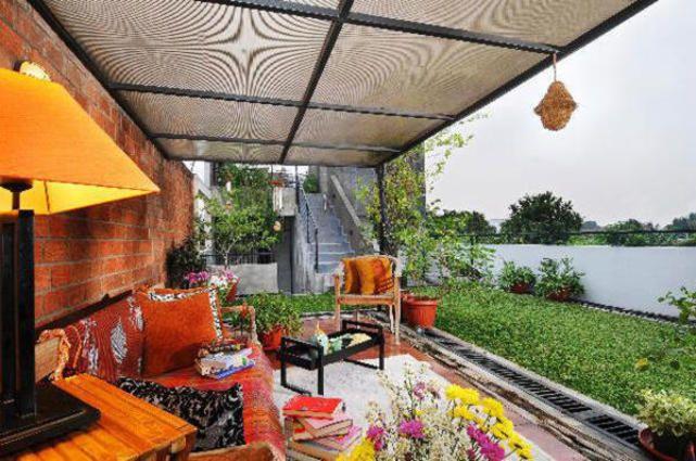 iDEA Online - Eksterior - Taman - Yuk, Buat Taman di Atap Rumah
