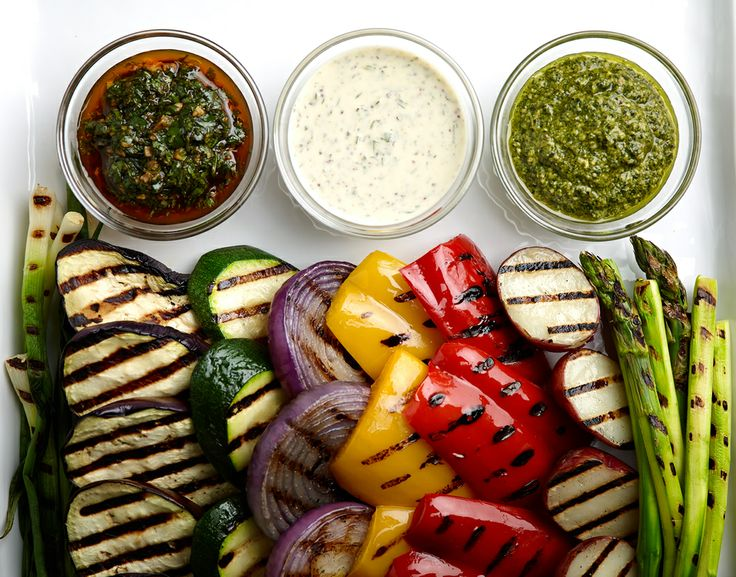 43 best recipes with cia chef bill images on pinterest america mediterranean grilled vegetables recipe forumfinder Images