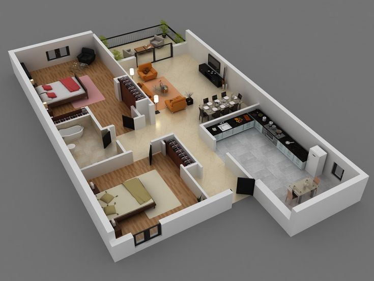 Bedroom Duplex House Plans Interior Design Ideas Fancy