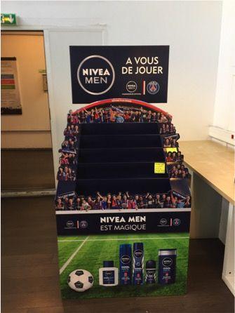 POPAI Awards Paris 2016 - NIVEA STADE 2016PND PLVBEIERSDORF #MPV2016
