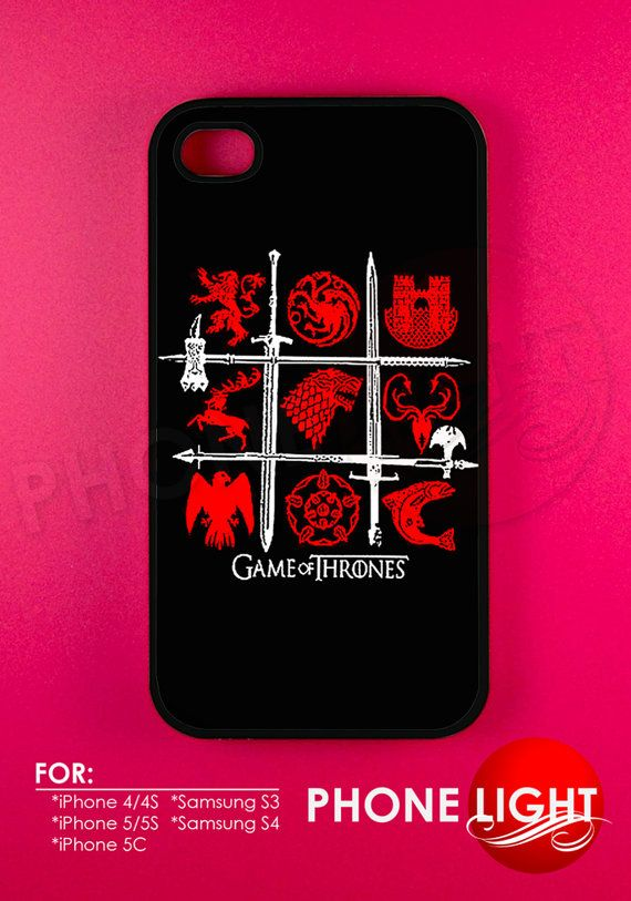 Game of Thrones Battle Of The Houses Stark Phone by PHONELIGHT, $13.99
