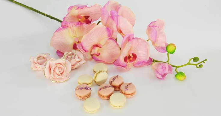 All of Forrey & Galland products are handmade here in the UAE, using the freshest ingredients. These marzipan flowers are a work of art! Our macaroons have also gained much popularity for their delicious taste. This Rose macaroon is flavored in rose and covered in its petals!