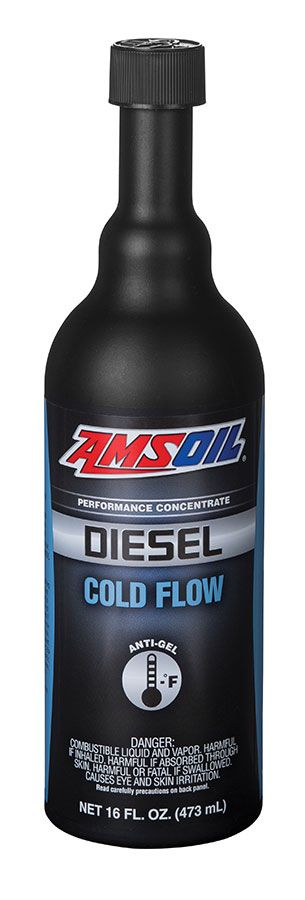 Diesel Cold Flow (ADD) See more info here: http://shop.syntheticoilandfilter.com/fuel-additives/diesel/diesel-cold-flow/