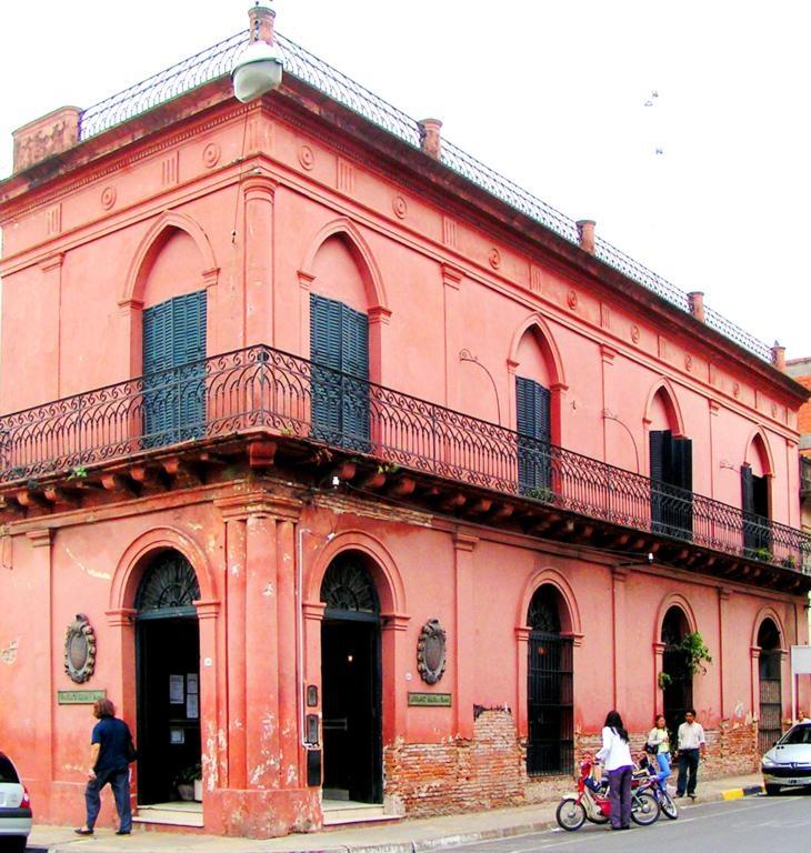 Esquina Pellegrini y Salta, Corrientes. Más info en www.facebook.com/viajaportupais