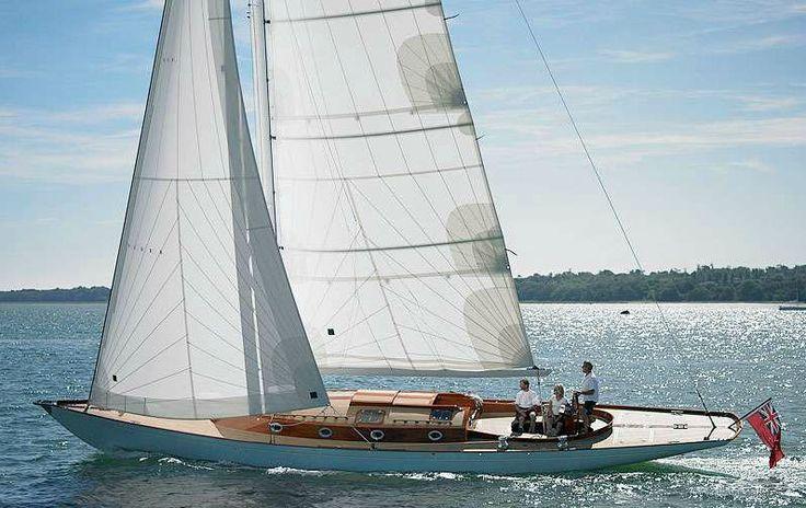 Classic sailing-yacht / serial - SPIRIT 54 16,70m - 54' 9 - Spirit Yachts