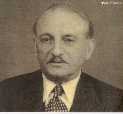 Santeos: Ο δημοσιογράφος Νίκος Καπετανίδης