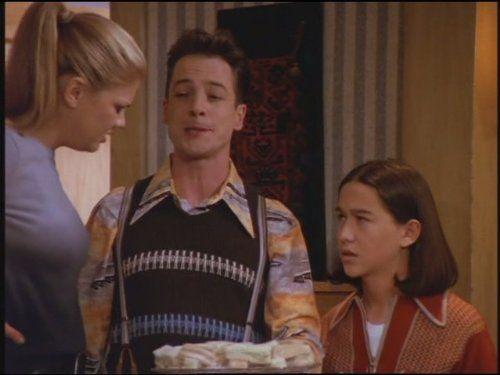 Kristen Johnston, Joseph Gordon-Levitt, and French Stewart in 3rd Rock from the Sun (1996) - IMDb
