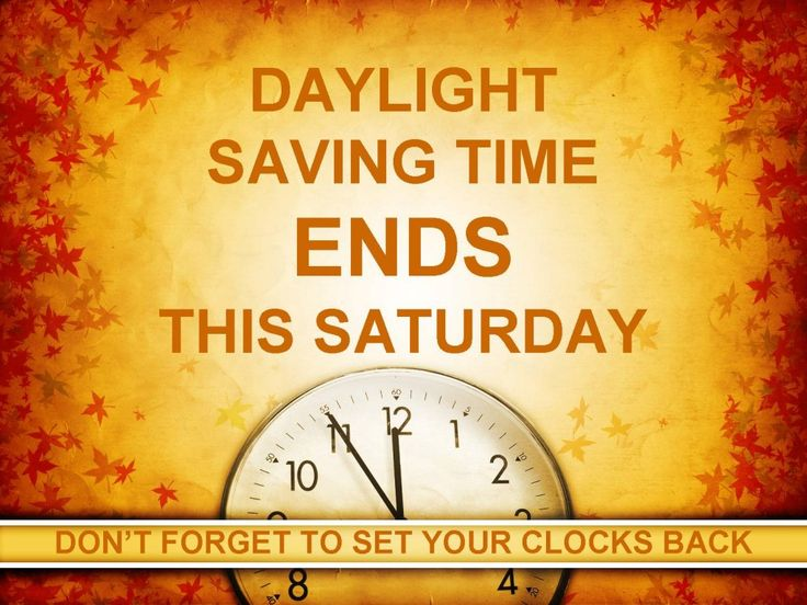 how to write daylight savings time