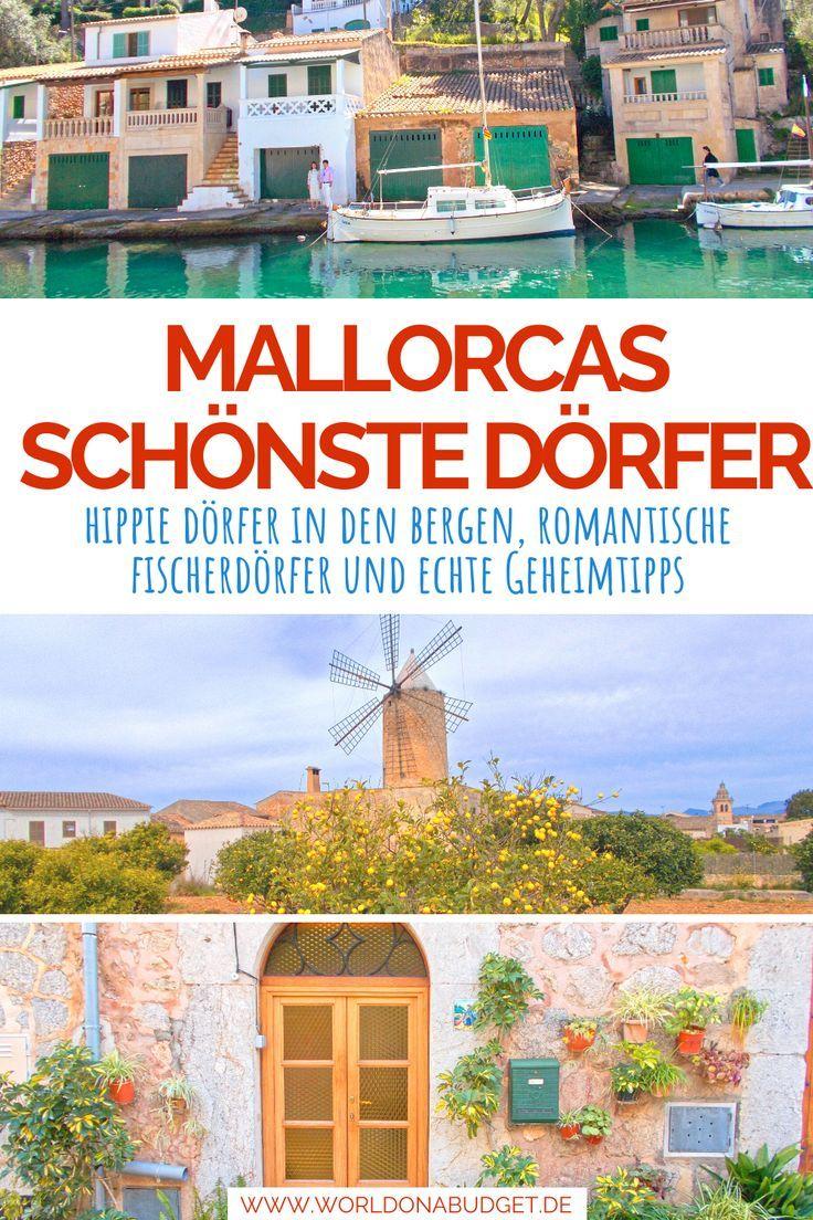 Diese 5 Traumhaften Dorfer Auf Mallorca Warten Auf Deinen Besuch