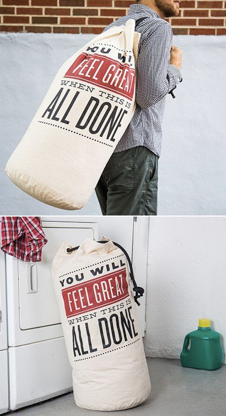 The World's Greatest Laundry Bag