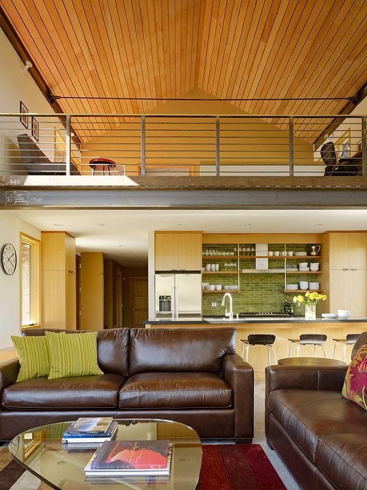 Aspen Creek Residence - modern - living room - salt lake city - by Carney  Logan Burke Architects