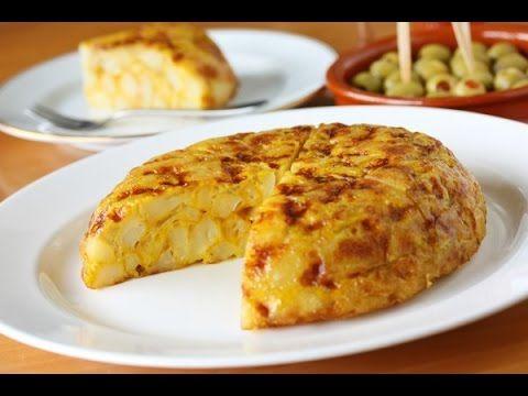 Что приготовить когда в холодильнике пусто 2 Тортию испанская